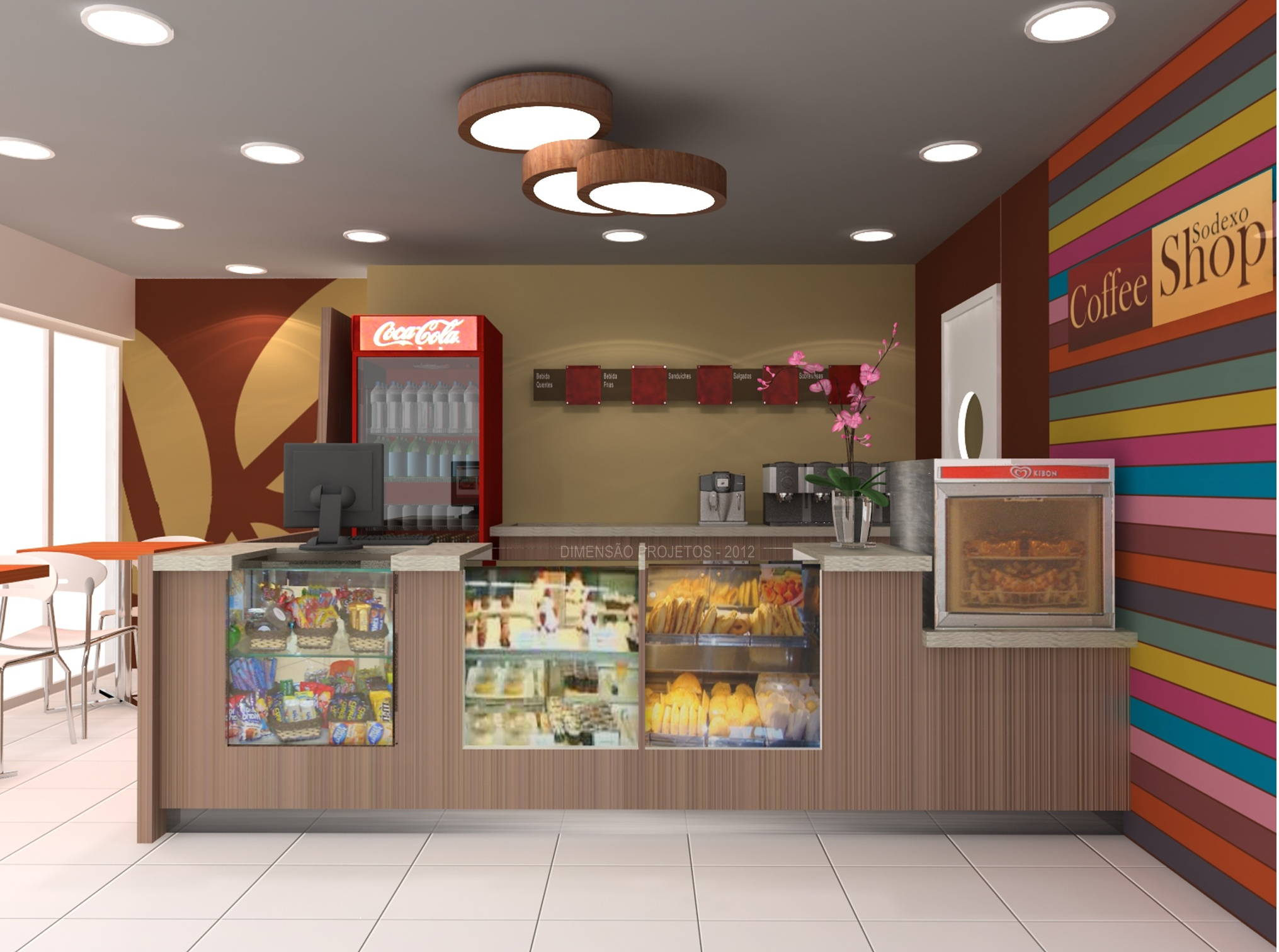 Design A Kitchen Layout Ambienta 231 227 O Cafeteria Dimens 227 O