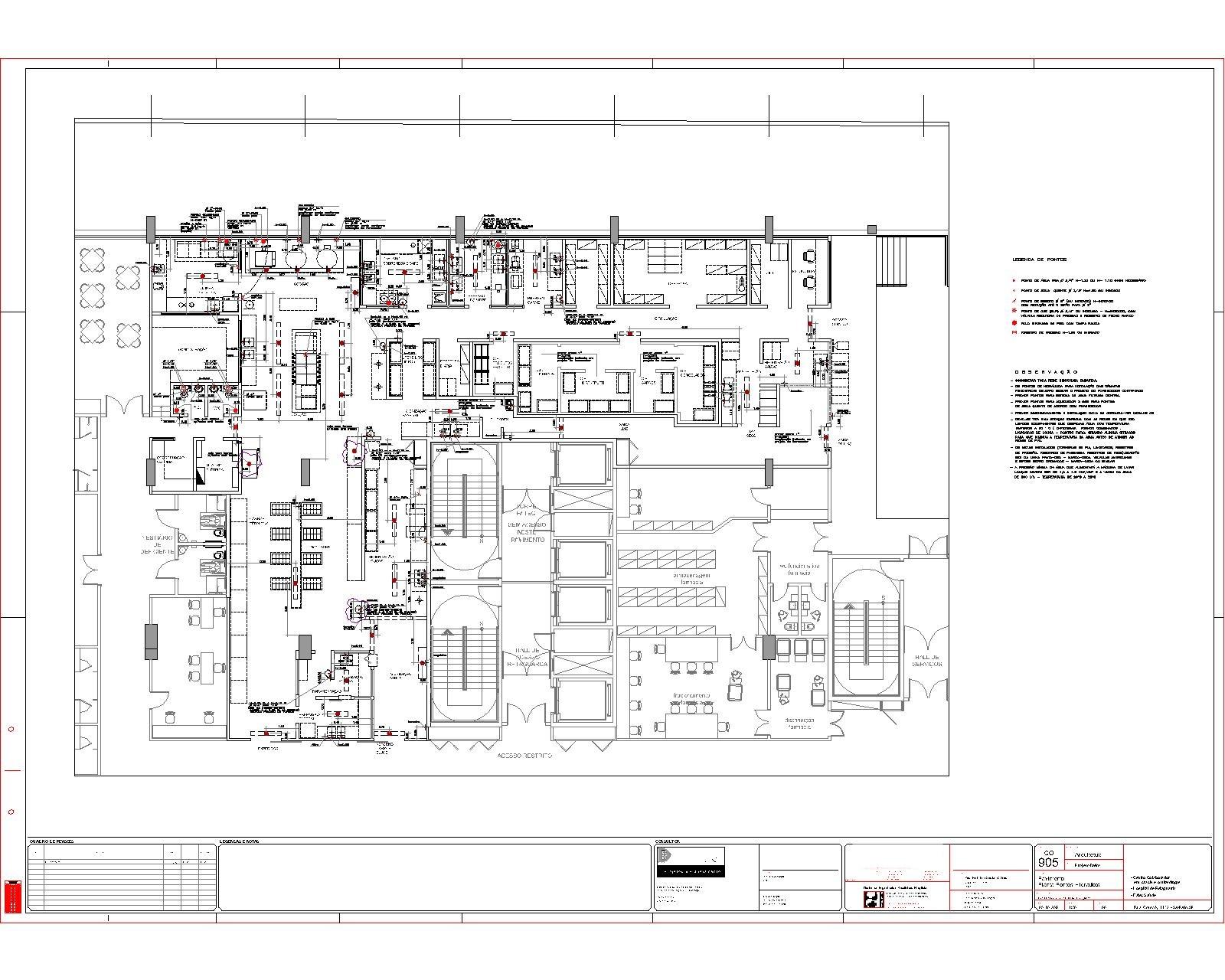 #BB1010 Ante projeto Hospitalar Dimensão 1600x1280 px Projeto Cozinha Hospitalar_4221 Imagens